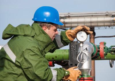 Détente et sécurité gaz